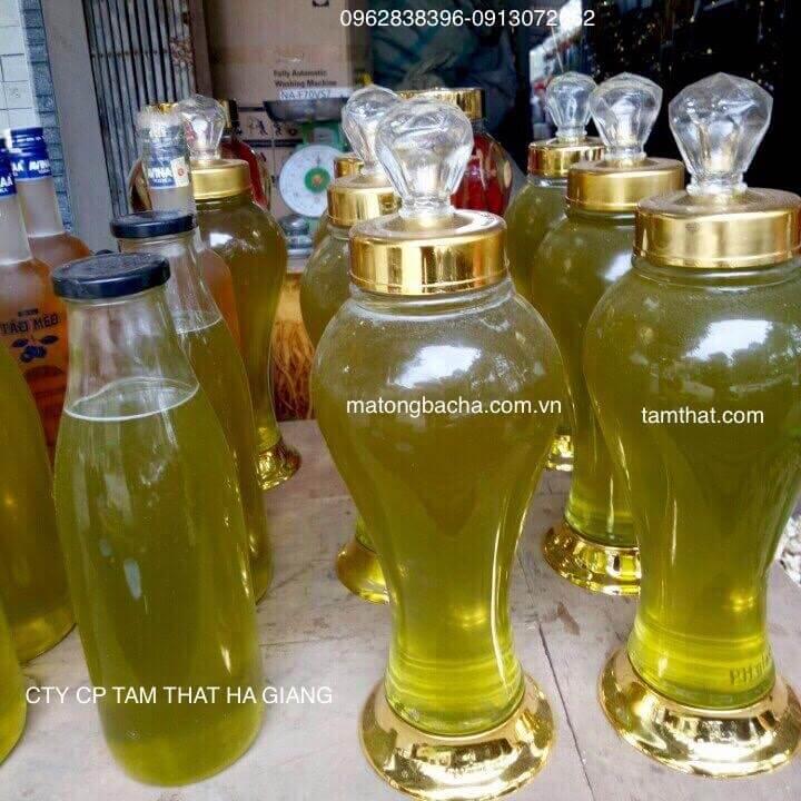 Mật ong bạc hà giả được bán thành mật ong bạc hà giá rẻ