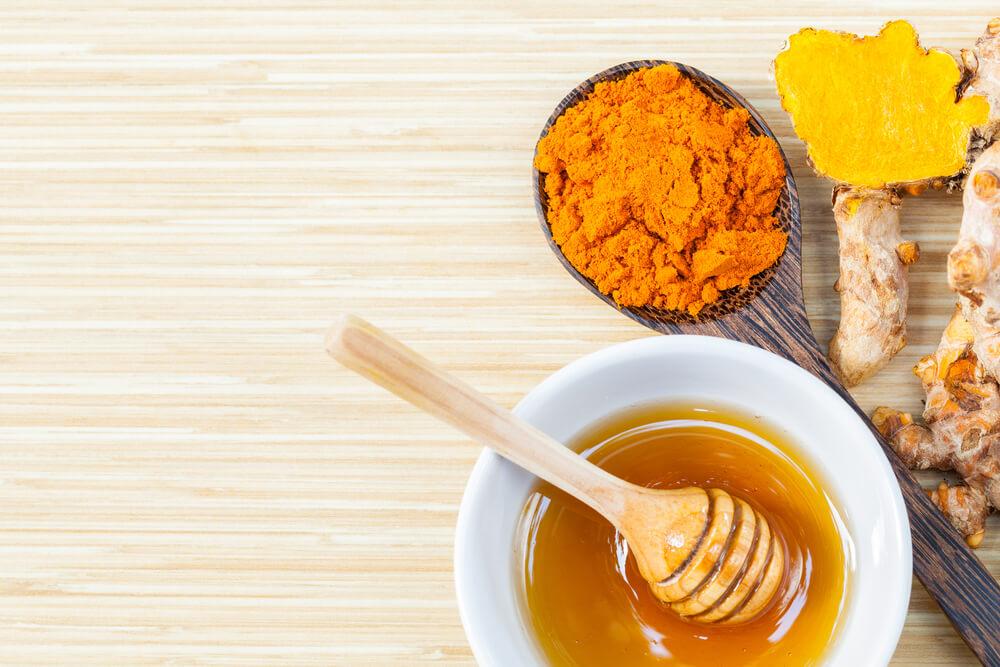 Mật ong và nghệ, tam thất có tác dụng điều trị bệnh dạ dày