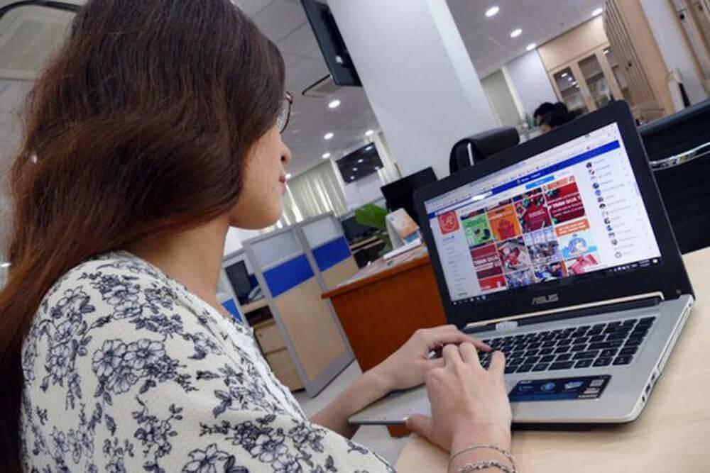 Tìm thông tin hàng hóa qua mạng đã và đang là xu thế mua bán hiện nay