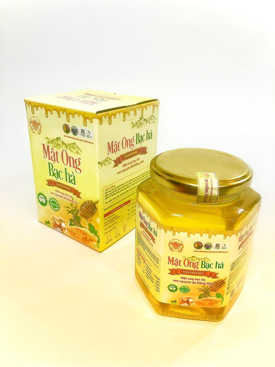 Địa chỉ bán mật ong bạc hà ở thành phố Hồ Chí Minh