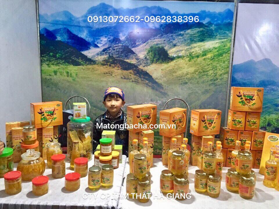 Địa chỉ bán mật ong bạc hà ở Hà Nội uy tín