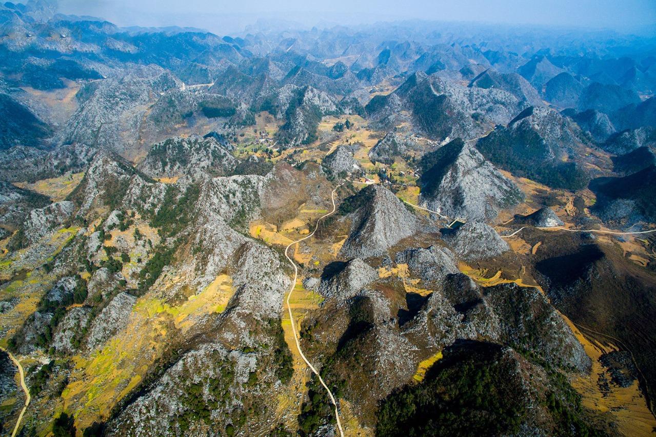 Cao nguyên đá Đồng Văn - Công viên địa chất toàn cầu.