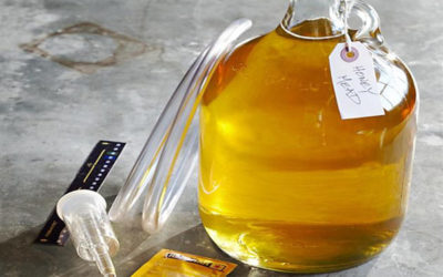 Rượu mật ong lên men